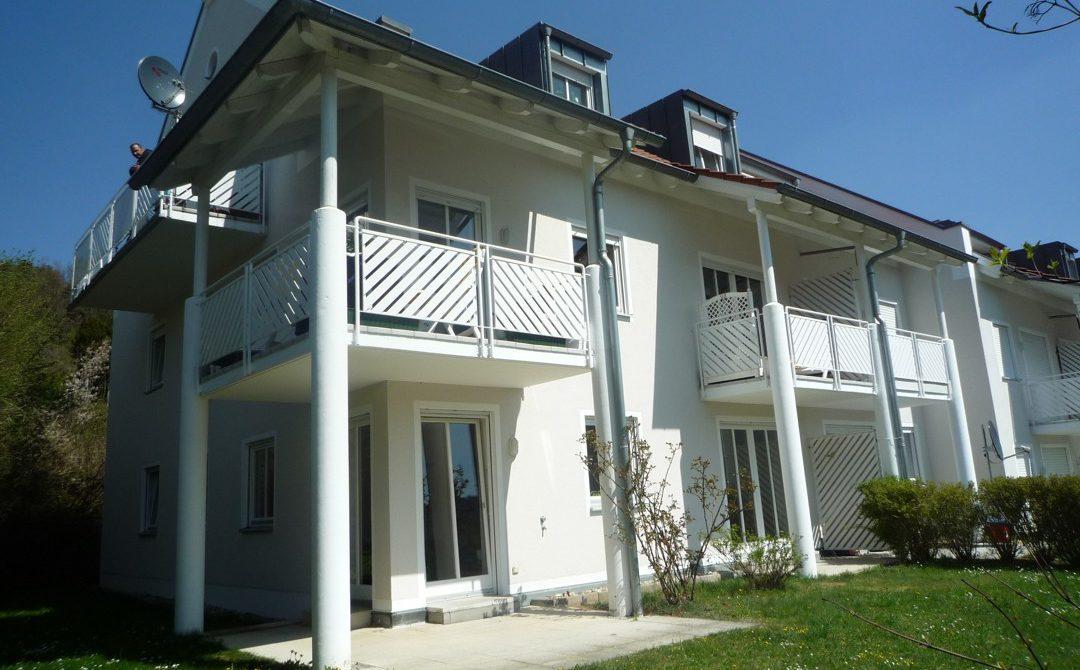 3-Zimmer-Wohnung in Riedenburg