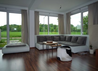 Neubau-Doppelhaushälfte in Regensburg