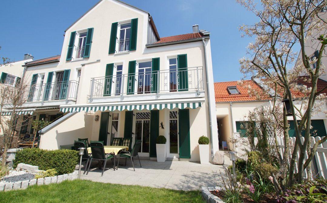 Luxus-Doppelhaushälfte in Bad Abbach