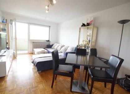 Schöne 2-Zimmer-Wohnung mit Balkon zum Wohlfühlen in saniertem Gebäude in Regensburg – 47,06 m² – 189.000 EUR – kurzfristig beziehbar