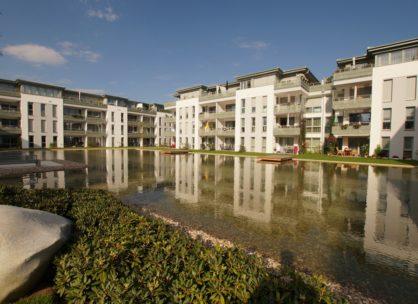 Exklusive 2-Zimmer-Wohnung in Seelage von Regensburg-West