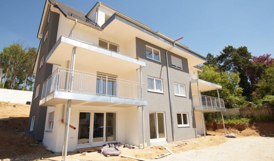 Neubau von 8 Wohnungen in Winkelhaid bei Nürnberg